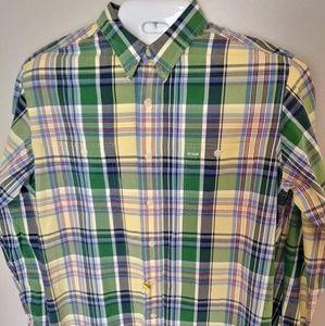 Very unique button up shirt by Ralph Lauren
